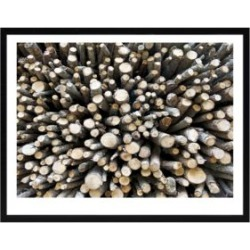 Giclée sur toile - Birch Abstract lV found on Bargain Bro India from La Baie for $149.50