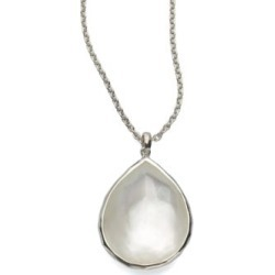 Rock Candy Large Sterling Silver & Doublet Pendant Necklace found on Bargain Bro India from Saks Fifth Avenue Canada for $429.00