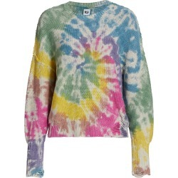 NSF Women's Anabelle Crewneck Sweater - Skittles Dye - Size Large found on MODAPINS from Saks Fifth Avenue for USD $395.00