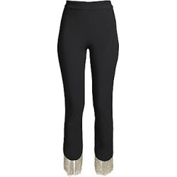 Alexis Women's Ashley Fringe Trousers - Black - Size XS found on MODAPINS from Saks Fifth Avenue for USD $408.10