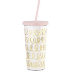 Heart Knot Tumbler found on Bargain Bro UK from Saks Fifth Avenue UK