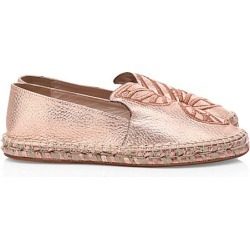 Sophia Webster Women's Butterfly Metallic Leather Espadrilles - Rose Gold - Size 35.5 (5.5) found on Bargain Bro Philippines from Saks Fifth Avenue for $325.00
