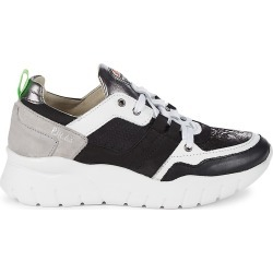 Pajar Women's Camora Mixed Media Sneakers - White - Size 42 (12) found on MODAPINS from Saks Fifth Avenue OFF 5TH for USD $89.99