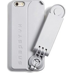 Snapstyk iPhone 6/6S Case - Silver found on Bargain Bro India from Saks Fifth Avenue for $25.00
