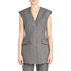 Tia Wool-Blend Vest found on MODAPINS from Saks Fifth Avenue for USD $238.08