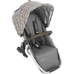 UPPAbaby Vista Spenser RumbleSeat - Grey Yellow