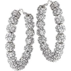 Bead Hoop Earrings found on Bargain Bro India from Saks Fifth Avenue AU for $79.46