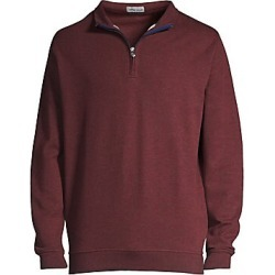 Peter Millar Women's Crown Quarter Zip Pullover - Acai Berry - Size Small found on Bargain Bro Philippines from Saks Fifth Avenue for $129.00