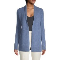 Saks Fifth Avenue Women's Cashmere Cardigan - Dark Amethyst - Size XS found on Bargain Bro Philippines from Saks Fifth Avenue OFF 5TH for $39.97