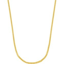 14K Yellow Gold Franco Chain Necklace/3MM found on Bargain Bro India from Saks Fifth Avenue OFF 5TH for $3935.00