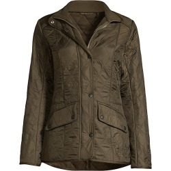 Barbour Women's Cavalry Polarquilt Jacket - Dark Olive - Size 4 found on MODAPINS from Saks Fifth Avenue for USD $280.00