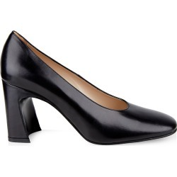 Tod's Women's Block-Heel Leather Pumps - Black - Size 39 (9) found on Bargain Bro India from Saks Fifth Avenue for $795.00