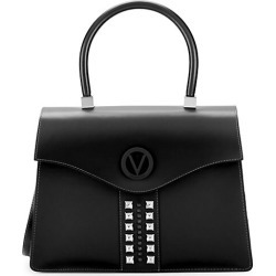 Anais Leather Top Handle Bag found on MODAPINS from Saks Fifth Avenue OFF 5TH for USD $449.99