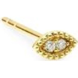 Petite Marquise Diamond Single Stud Earring found on Bargain Bro India from Saks Fifth Avenue AU for $190.65