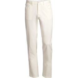 Brioni Men's Straight-Leg Jeans - White - Size 42 found on MODAPINS from Saks Fifth Avenue for USD $271.87