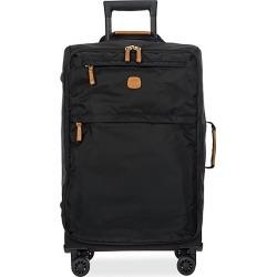 """Bric's Men's X-Bag 25"""" Spinner - Black"""