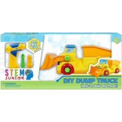 Junior DIY Dump Truck Build & Play Kit