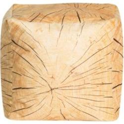 Cube Tree Pouf