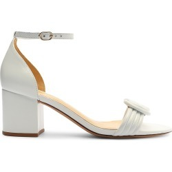 Alexandre Birman Vicky Knotted Leather Sandals found on Bargain Bro Philippines from Saks Fifth Avenue for $625.00