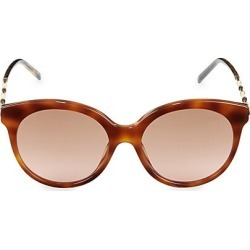 Gucci Women's 55MM Round Sunglasses - Avana found on Bargain Bro India from Saks Fifth Avenue for $450.00