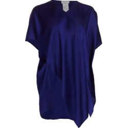 Asymmetric Satin Caftan Top found on Bargain Bro Philippines from Saks Fifth Avenue AU for $946.41