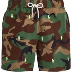 Camo Traveler Swim Shorts found on MODAPINS from Saks Fifth Avenue AU for USD $84.51