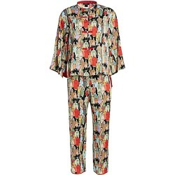 Dynasty Pajamas found on MODAPINS from Saks Fifth Avenue for USD $160.00