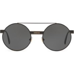 Rock Icons 52MM Round Sunglasses found on Bargain Bro India from Saks Fifth Avenue AU for $285.98