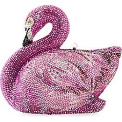 Judith Leiber Couture Women's Flamingo Swan Crystal Clutch - Rose found on MODAPINS from Saks Fifth Avenue for USD $4995.00