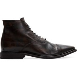 Paul Lace-Up Leather Boots found on MODAPINS from Saks Fifth Avenue Canada for USD $341.32