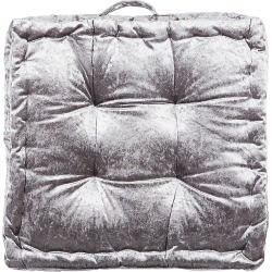 Safavieh Peony Floor Pillow - Grey found on Bargain Bro from Saks Fifth Avenue OFF 5TH for USD $37.99