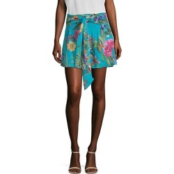 Bridgette Floral-Print Mini Skirt found on Bargain Bro India from Saks Fifth Avenue OFF 5TH for $59.99