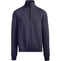 Clarke Half-Zip Merino Wool Sweater found on Bargain Bro UK from Saks Fifth Avenue UK
