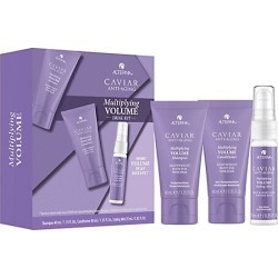 Alterna Women's Caviar Anti-Aging: Mutiplying Volume Consumer 3-Piece Trial Kit