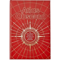 Atlas Obscura: An Explorer's Guide To The World's Hidden Wonders found on Bargain Bro UK from Saks Fifth Avenue UK