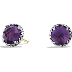 David Yurman Women's Châtelaine® Gemstone Earrings - Amethyst found on Bargain Bro India from Saks Fifth Avenue for $425.00
