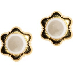 Lele Sadoughi Women's Faux Pearl Carnation Stud Earrings - Gold found on Bargain Bro from Saks Fifth Avenue for USD $66.50