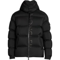 Maures Logo Down Puffer Jacket found on Bargain Bro India from Saks Fifth Avenue AU for $1008.55