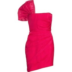 Haney Women's One-Shoulder Organza Cocktail Dress - Pink - Size 12 found on MODAPINS from Saks Fifth Avenue for USD $540.00