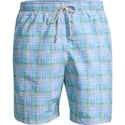 COLLECTION Plaid Swim Trunks found on MODAPINS from Saks Fifth Avenue Canada for USD $184.75