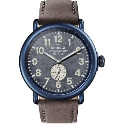 Runwell PVD Leather-Strap Watch found on MODAPINS from Saks Fifth Avenue AU for USD $662.74
