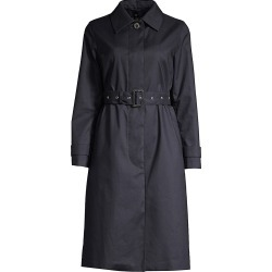 Mackintosh Women's Roslin Belted Trench Coat - Navy - Size 10 found on MODAPINS from Saks Fifth Avenue for USD $546.00