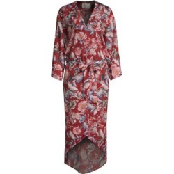 Kimono Sleeve Robe found on MODAPINS from Saks Fifth Avenue for USD $138.60