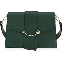 Crescent Leather Shoulder Bag found on Bargain Bro India from Saks Fifth Avenue AU for $797.05