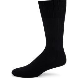 Falke Men's Luxury No. 13 Sea Island Cotton Socks - Indigo - Size Medium found on MODAPINS from Saks Fifth Avenue for USD $55.00