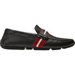 Bally Men's Pilot Pietro Pebbled-Leather Driving Loafers - Black - Size 11 found on MODAPINS from Saks Fifth Avenue for USD $220.00