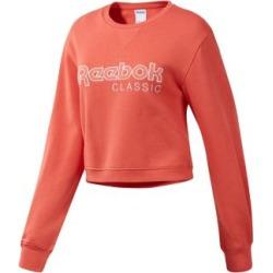 Rosette Crew Neck Sweatshirt