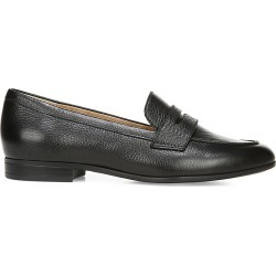 Naturalizer Women's Juliette Leather Penny Loafers - Black - Size 5.5 found on Bargain Bro India from Saks Fifth Avenue OFF 5TH for $39.99