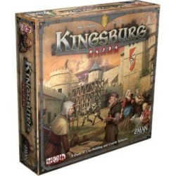 Man Games - Kingsburg Board Game found on GamingScroll.com from The Bay for $96.00