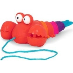 Waggle-A-Long Lobster Pull Toy